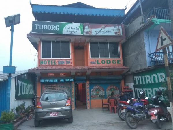 Hotel Arun Top and Lodge