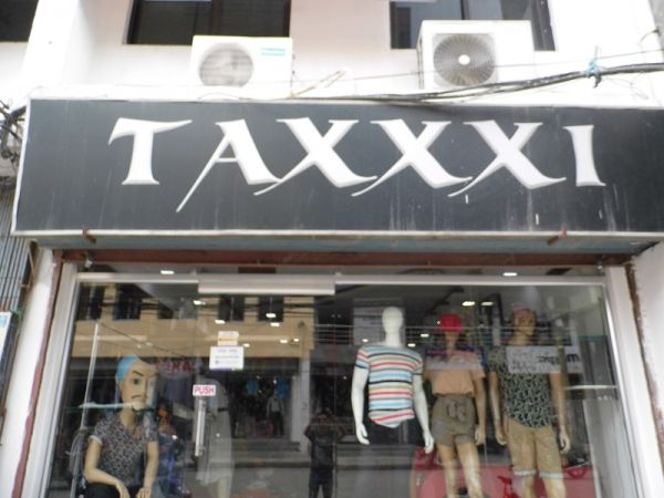Taxxi Readymade clothing store