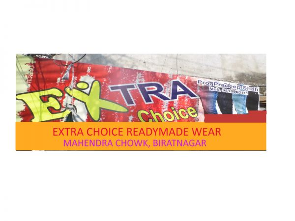 EXTRA COLLECTION FASHION WEAR